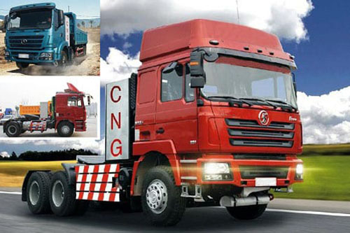 Fixed Competitive Price Shacman S2000 8×4 Truck Chassis -