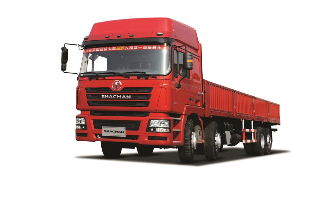 Manufacturer for Shacman 6×4 450hp Truck Chassis -