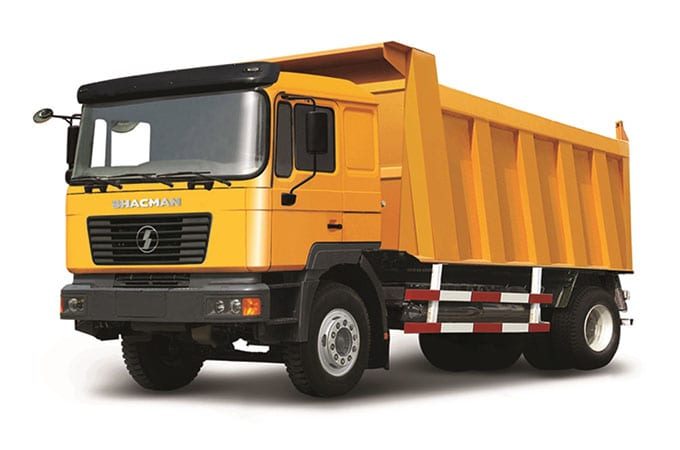 China Supplier Shacman F2000 8×4 Truck Chassis -