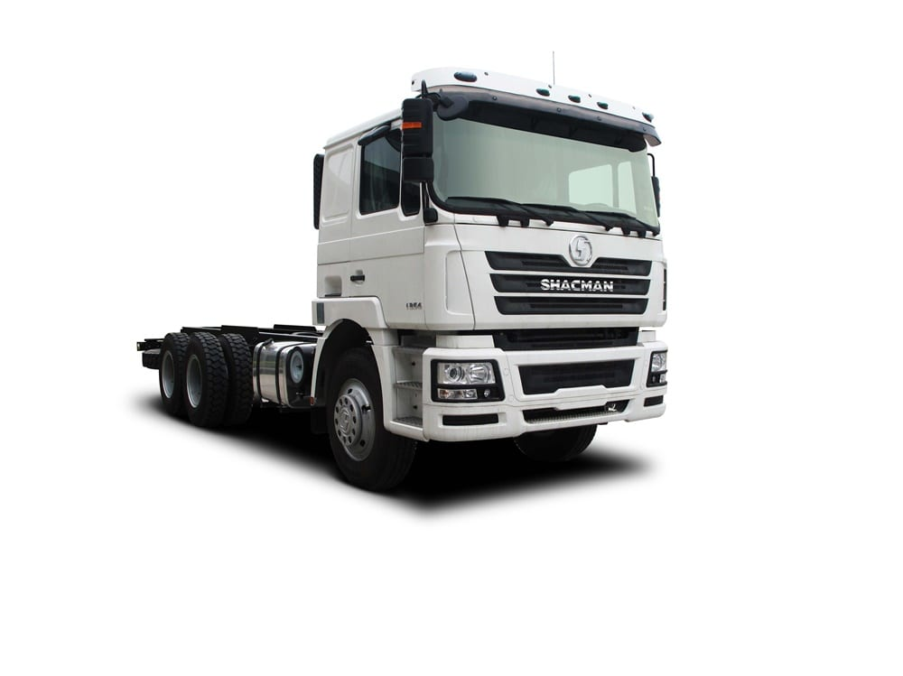 F3000 25ton new truck chassis