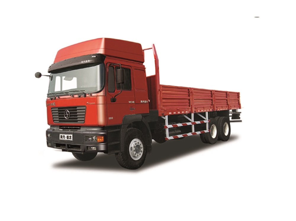 Top Quality Shacman H3000 8×4 Van Type Cargo Truck -