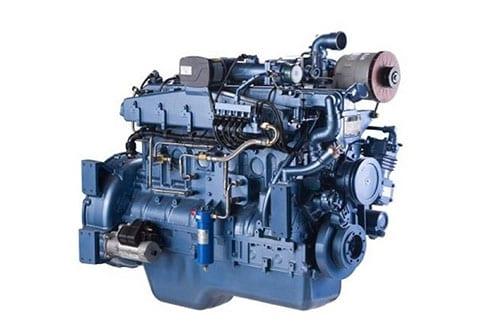 WP12 Gas Engine
