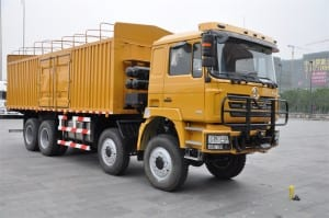 4X2 Cargo truck F3000