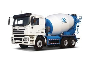 Short Lead Time for Shacman Crane Truck -