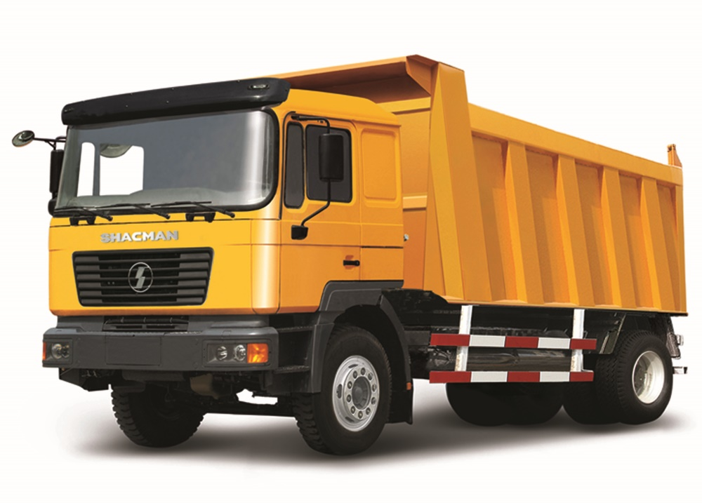 New Arrival China Shacman 31t Dump Truck -