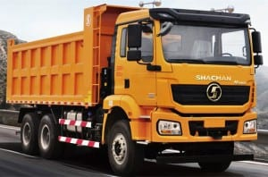 China Factory for China 6×4 Log Truck Chassis -