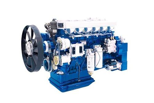 Weichai WP12 Engine