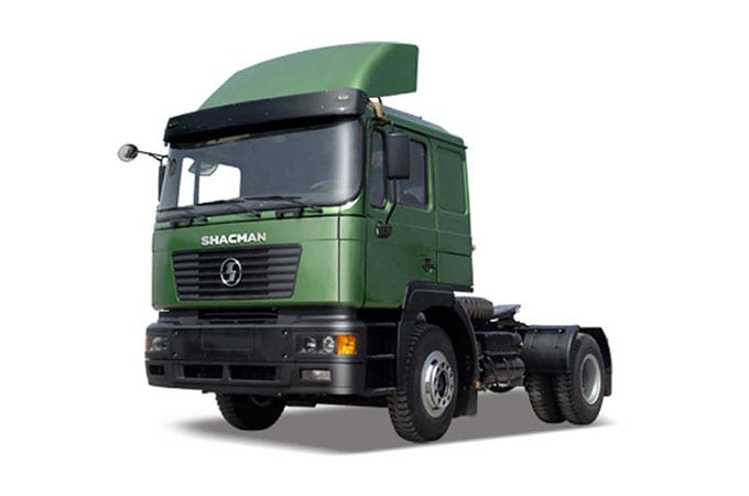 Discount wholesale New Yellow 6×4 Shacman Lorry Truck -