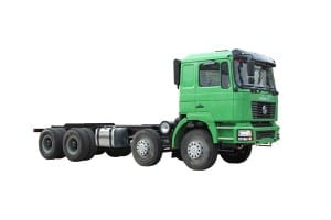 Excellent quality Shacman X3000 6×4 Truck Chassis -