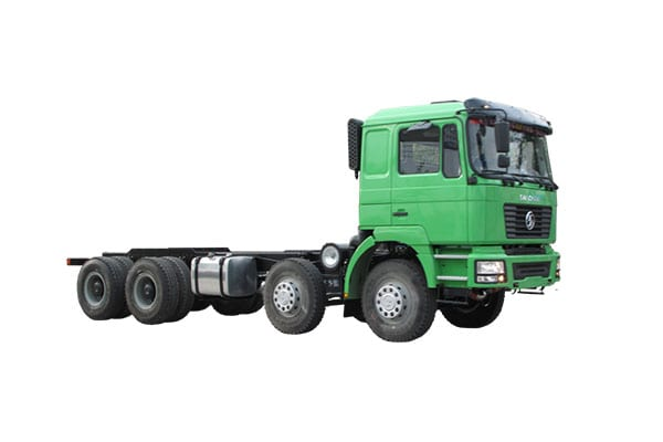 One of Hottest for China 6×4 Van Type Cargo Truck -