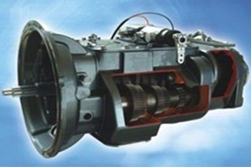 10JS160 Transmission