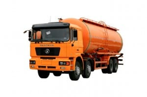 Manufacturer of Shacman Lorry Truck -