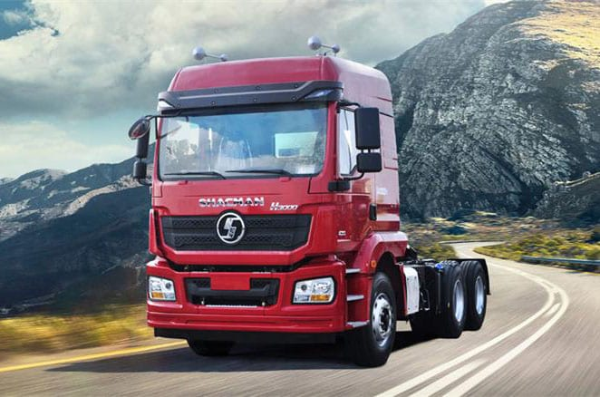 Reasonable price for Shacman F2000 18ton New Tractor Truck -