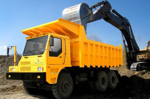 100% Original Factory China Shacman 6×4 385hp 420hp 25ton Dumper -