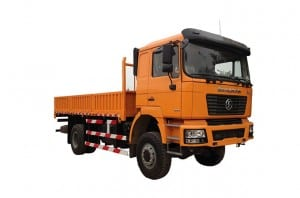 Special Design for Shacman Hooklift Garbage Truck -