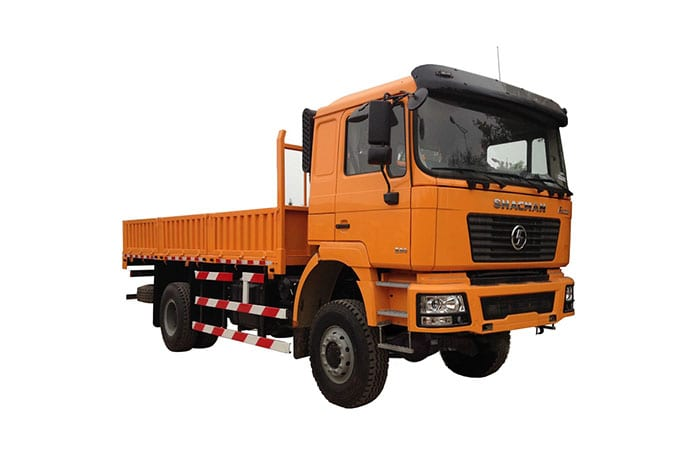 2017 Latest Design Shacman Log Truck Chassis -