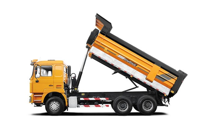 Professional Design Shacman F2000 8×4 Log Truck Chassis -