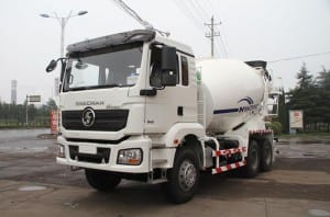 Top Suppliers Shacman Factory X3000 4×2 Tractor Vechile -