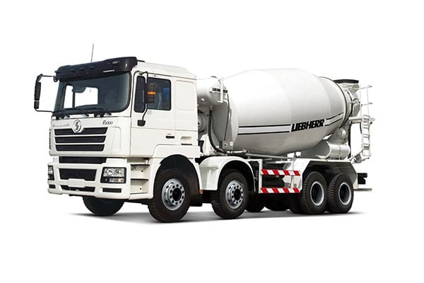 2017 New Style Shacman H3000 8×4 Lorry Truck -