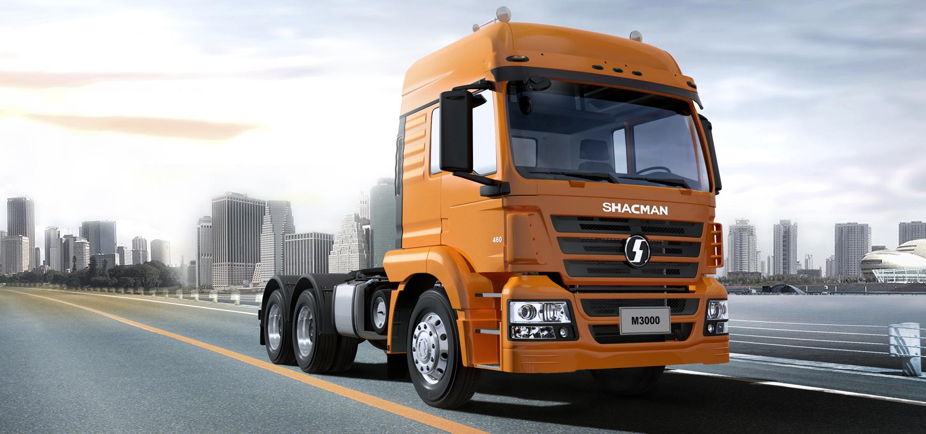 Shacman truck M3000