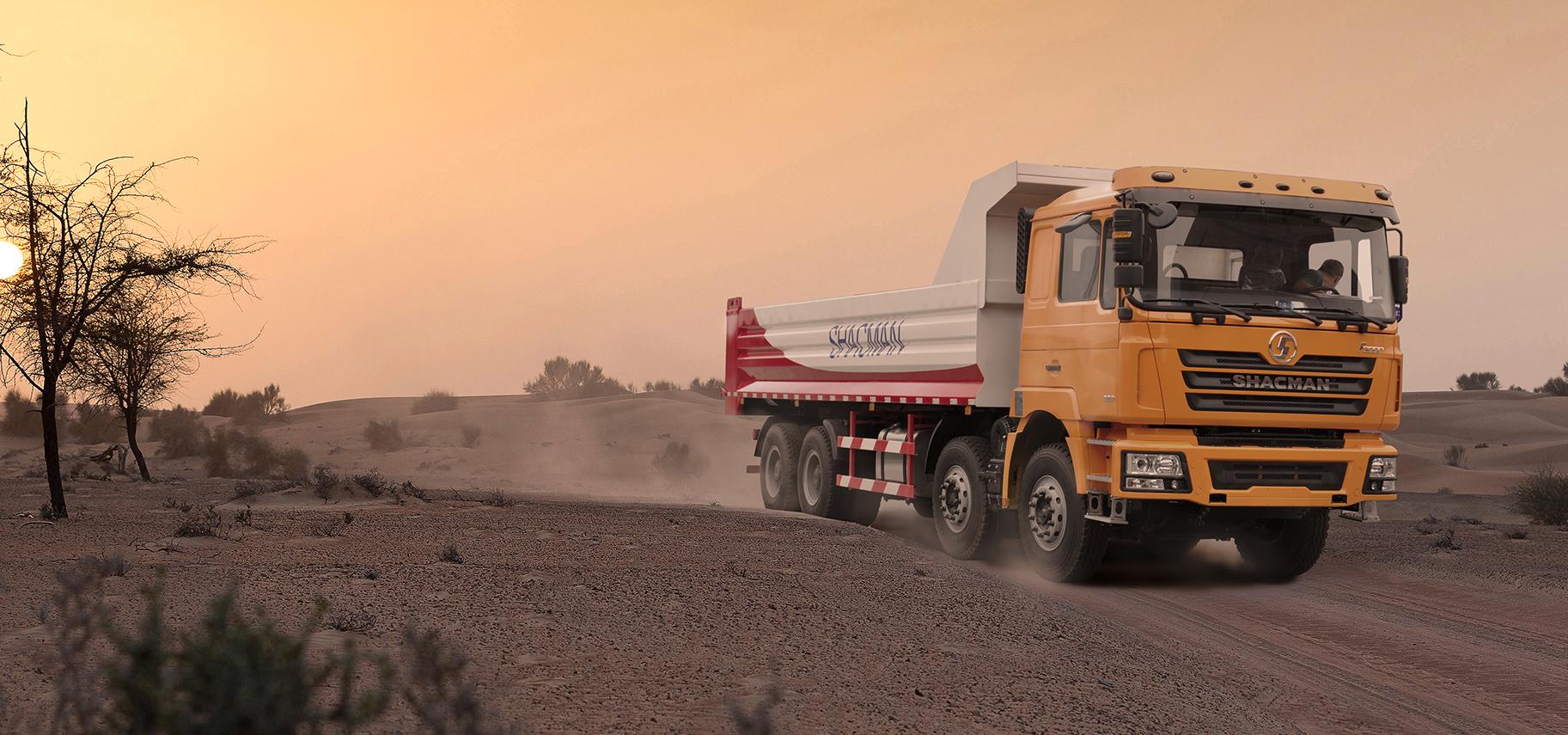 Shacman truck F3000