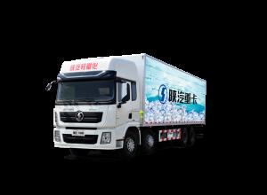 China 6×4 Dumper
