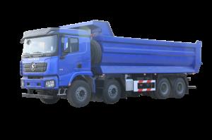 Shacman Cng Mahue Truck