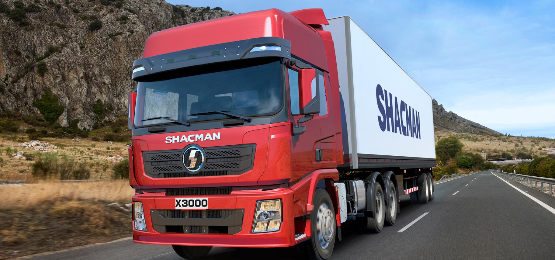 Shacman truck X3000