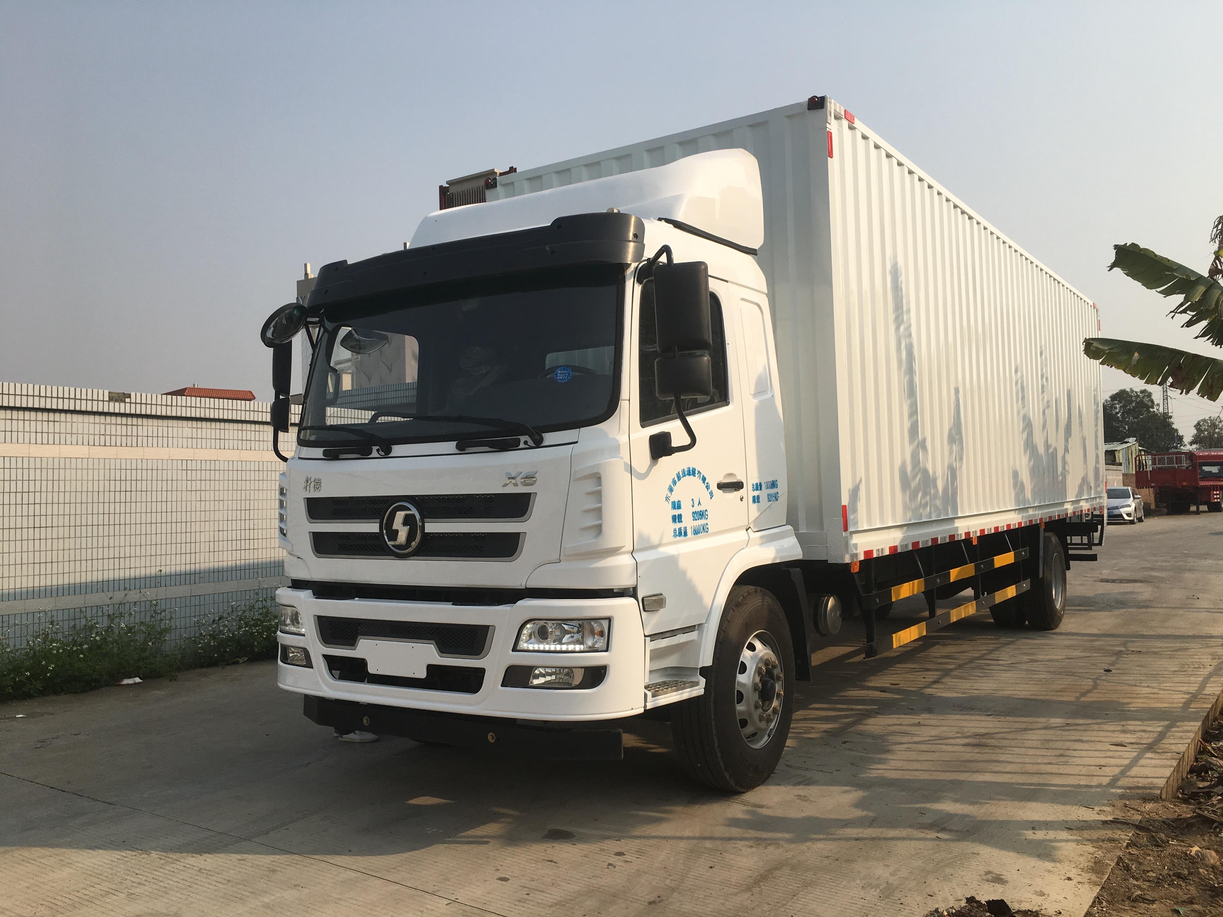 X6-白色-6轮厢式  (2)