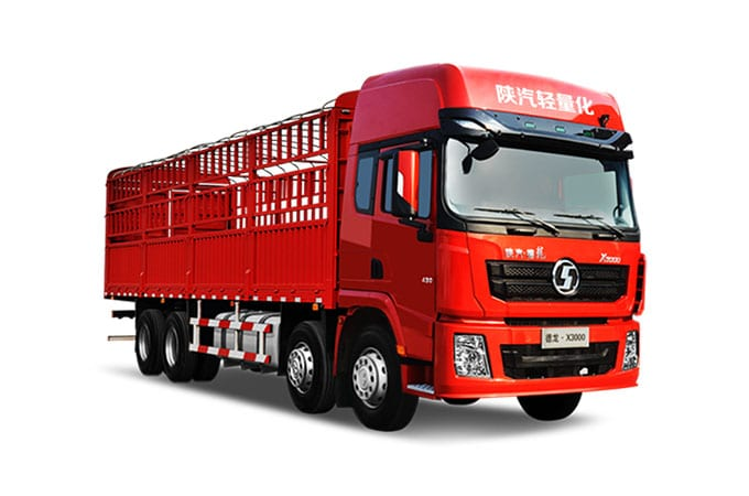 China 6×4 Lorry Truck Featured Image