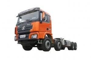 6X4 Tractor Truck X3000