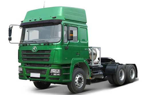 Reasonable price Shacman F2000 6×4 Truck Chassis -