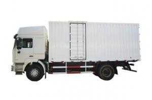 4X2 Cargo truck F2000