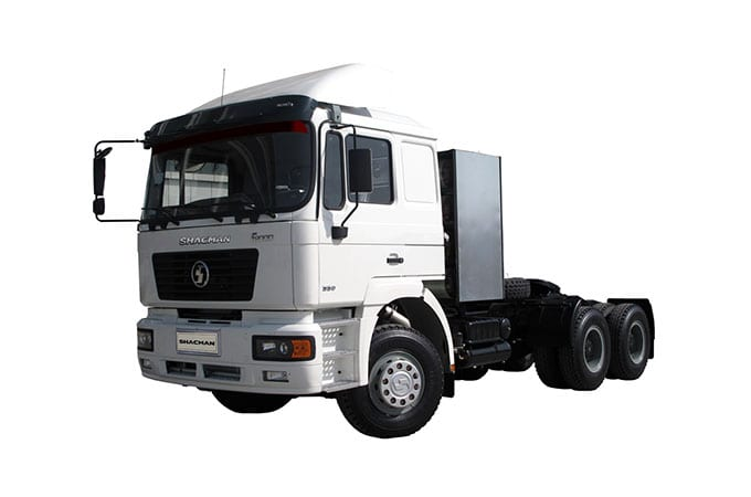 New Delivery for New 6×4 China Tractor Truck -