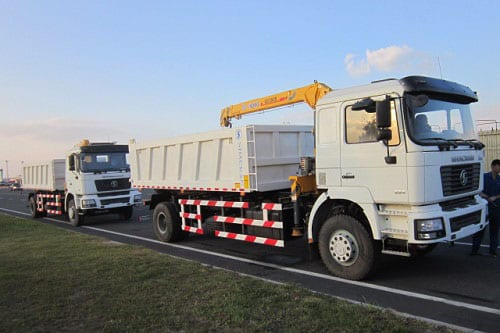 Best-Selling New 6×4 China Dumper -