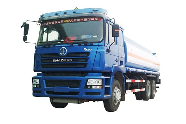 18 Years Factory Shacman S2000 8×4 Van Type Cargo Truck -