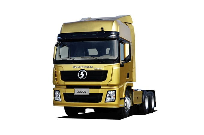 China Cheap price Shacman F3000 6×4 Prime Mover -
