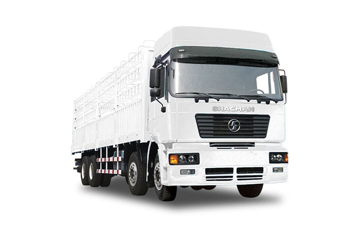 Good quality Shacman F3000 6×4 Truck Chassis -