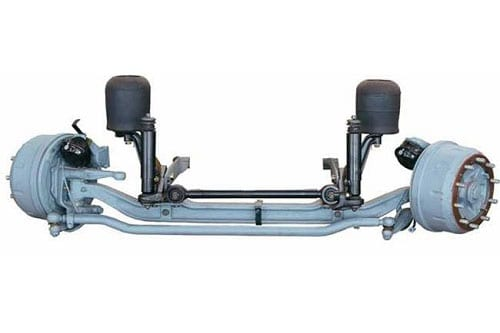 MAN Front Axle