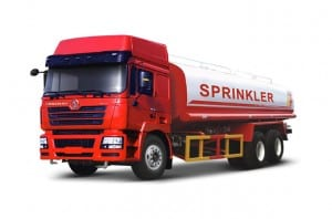 New Delivery for Terminal Tractor -