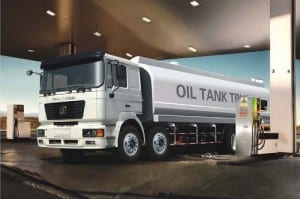 Original Factory Shacman F2000 6×4 Tipper Truck -