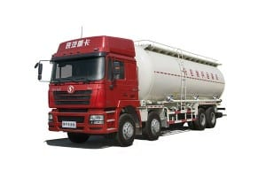 Factory wholesale Shacman F3000 6×4 Van Type Cargo Truck -