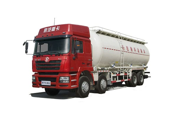 Hot-selling Shacman S2000 6×4 Truck Chassis -