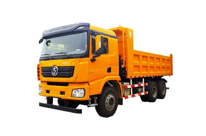 8 Year Exporter China 6×4 Prime Mover -
